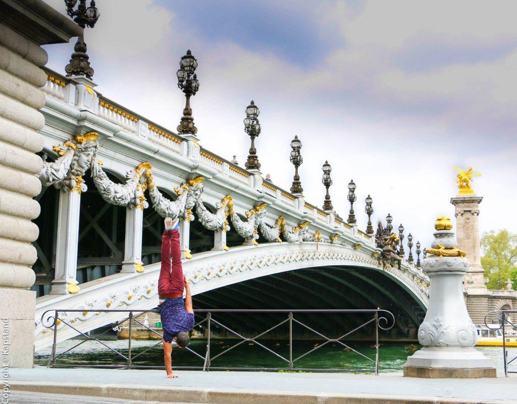 Fotos de Paris por Kapstand - Pont Alexander III