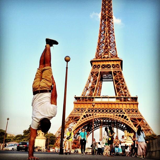 Fotos de Paris por Kapstand - Tour Eiffel