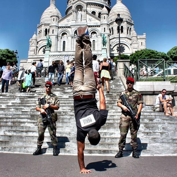 Fotos de Paris por Kapstand - Sacré-Cœur