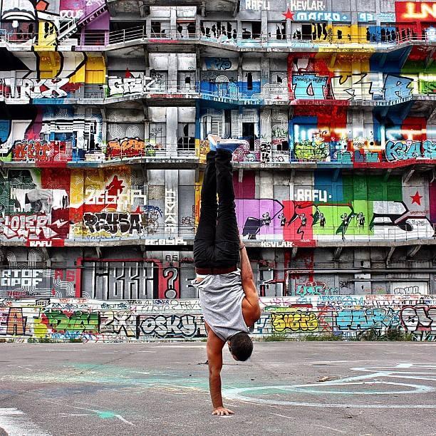 Fotos de Paris por Kapstand - Pantin