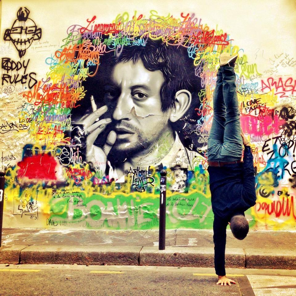 Fotos de Paris por Kapstand - Maison de Serge Gainsbourg