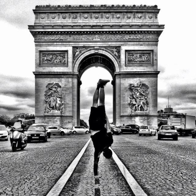 Fotos de Paris por Kapstand - Arc de Triomphe