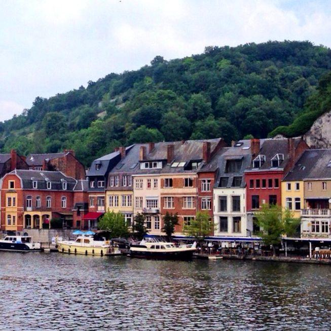 Dinant - Rio Meuse