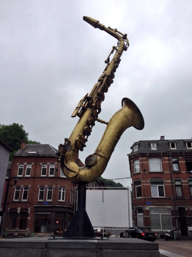 Monumento de Saxofone