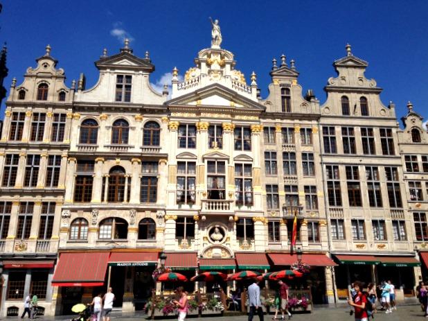 Grand Place - Bruxelas