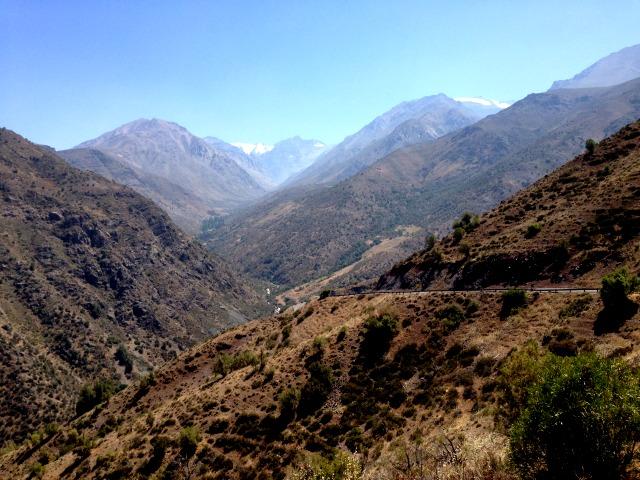 Muitas montanhas