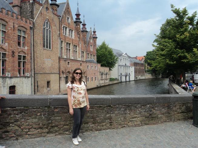 Bruges e seus canais