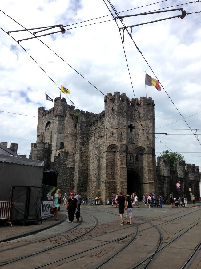 Castelo Gravensteen