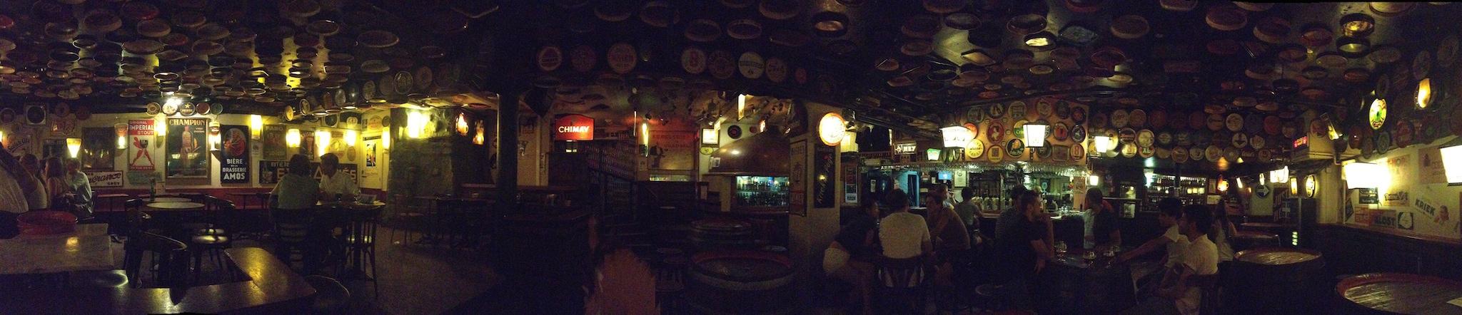 Delirium Café Bélgica 360º