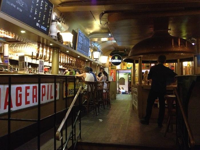 Delirium Café Bélgica - 1º piso