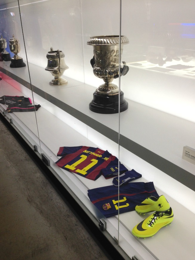 Uniforme do Neymar
