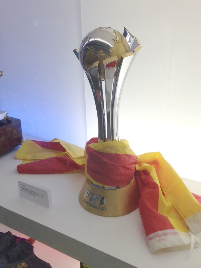 Troféu do Barcelona