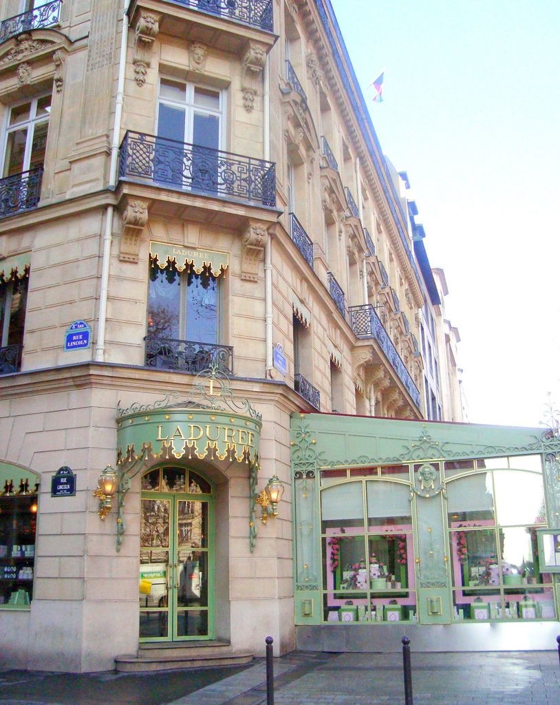 Ladurée da Champs Élysée