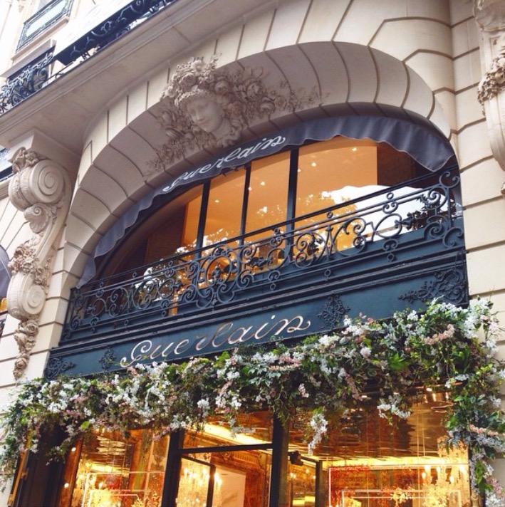 Guerlain da Champs Élysées