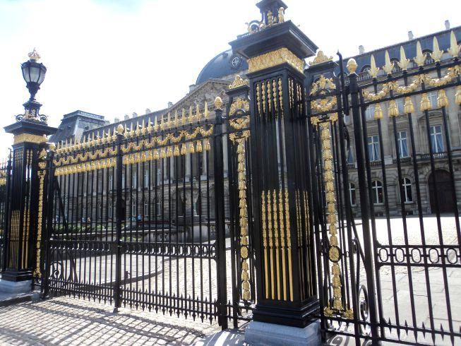 Portão do Palácio Real
