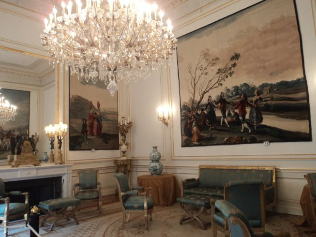 Interior do Palácio Real