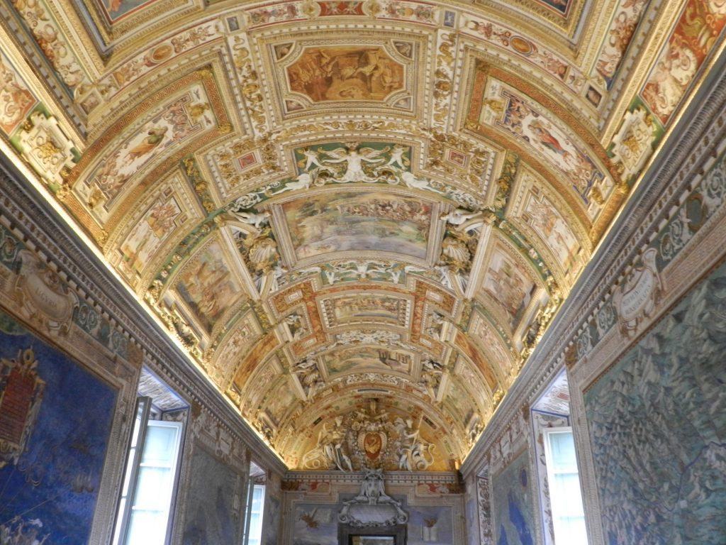 Pinturas de Michelangelo