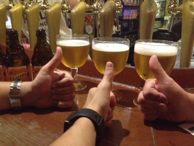 5 cervejas para beber em Bruxelas
