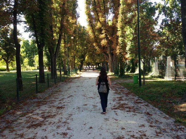 Parque Sempione, Milão