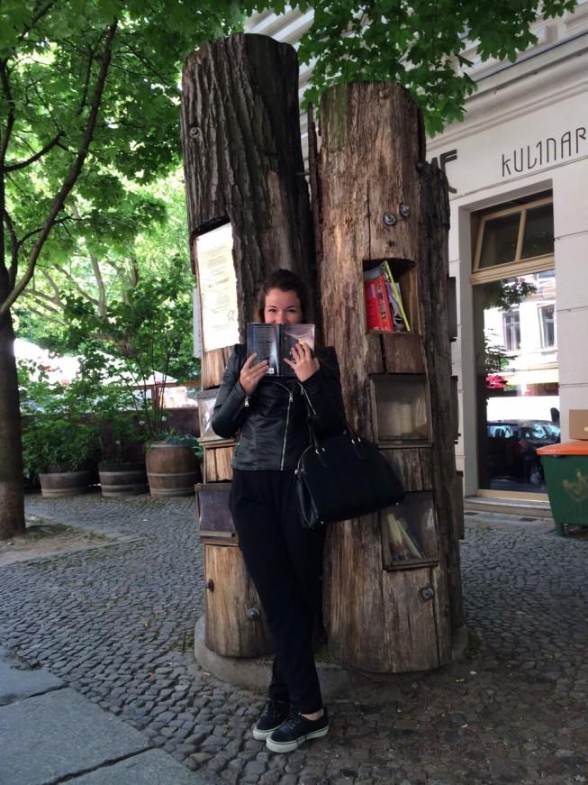 Árvore biblioteca em Berlim