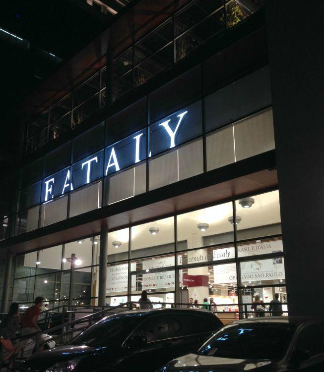 Eataly - o prédio