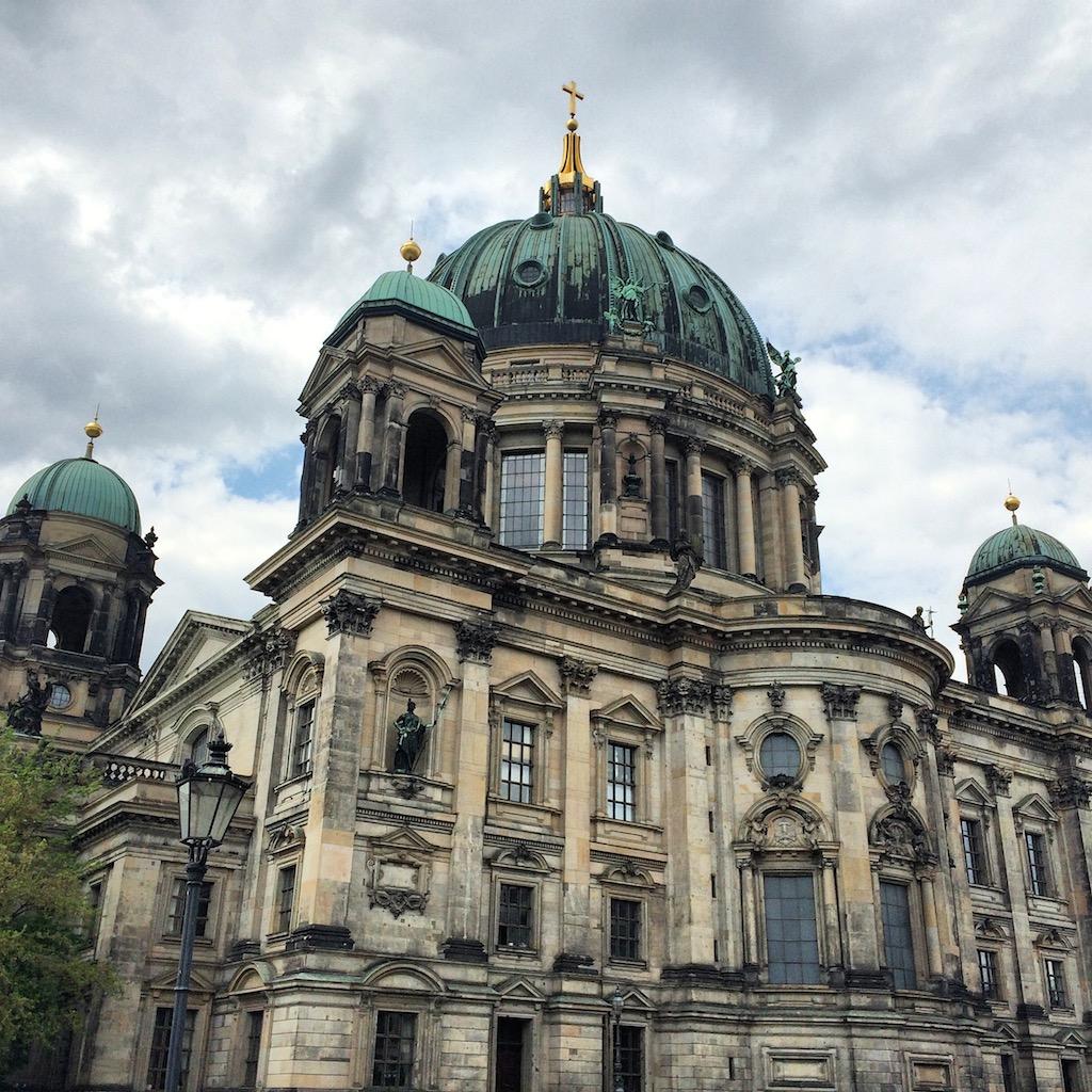 Berliner Dom ou Catedral de Berlim