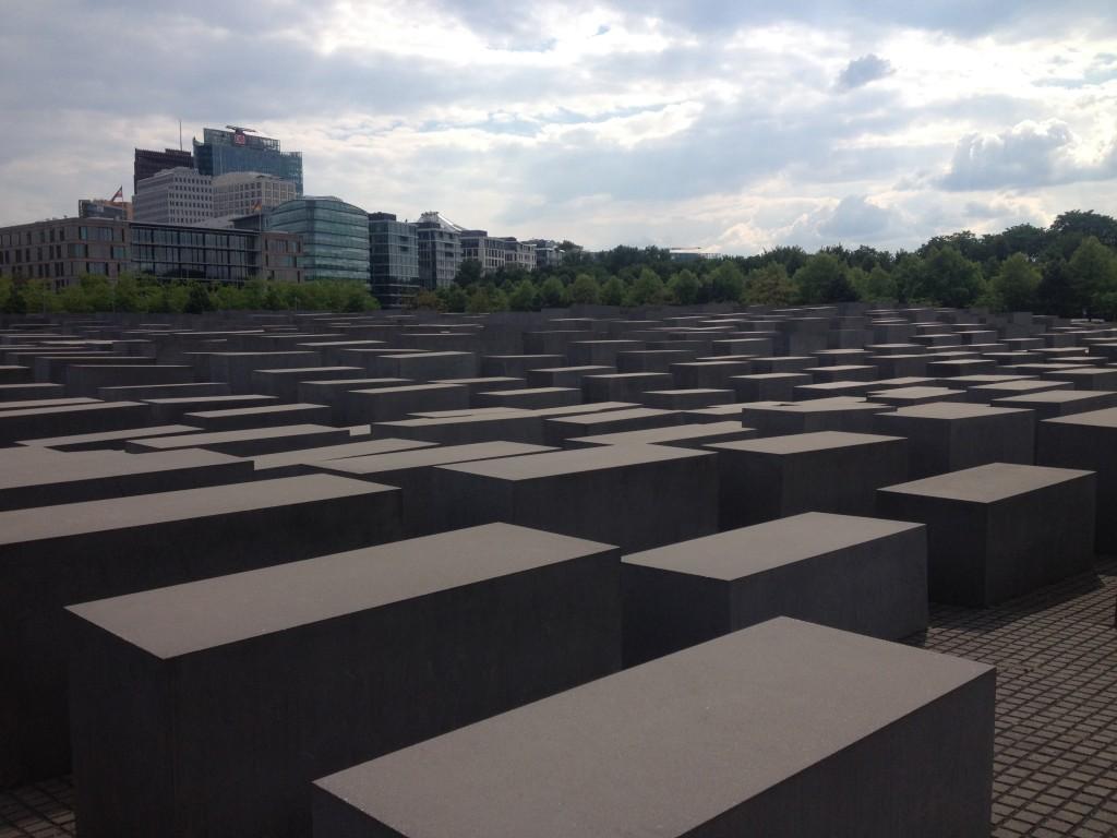 Monumento às vítimas do Holocausto