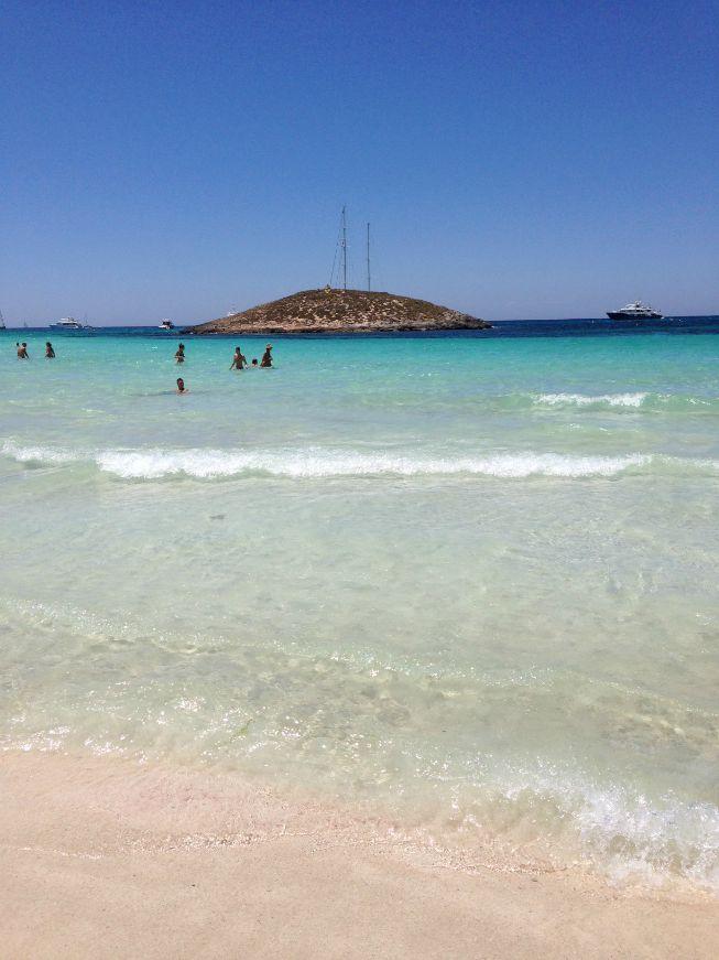Formentera: paraíso