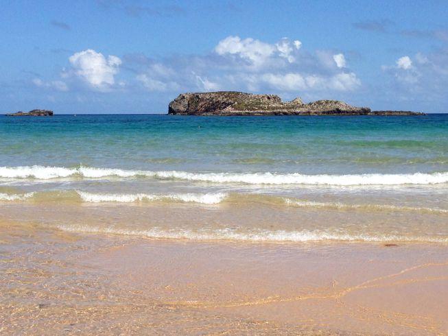 Martinhal, Sagres - praia muito frequentada por famílias com crianças