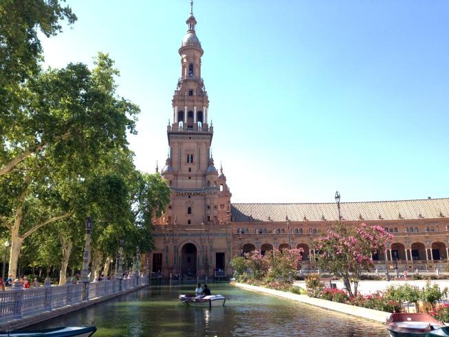 Plaza de España - Sevilha
