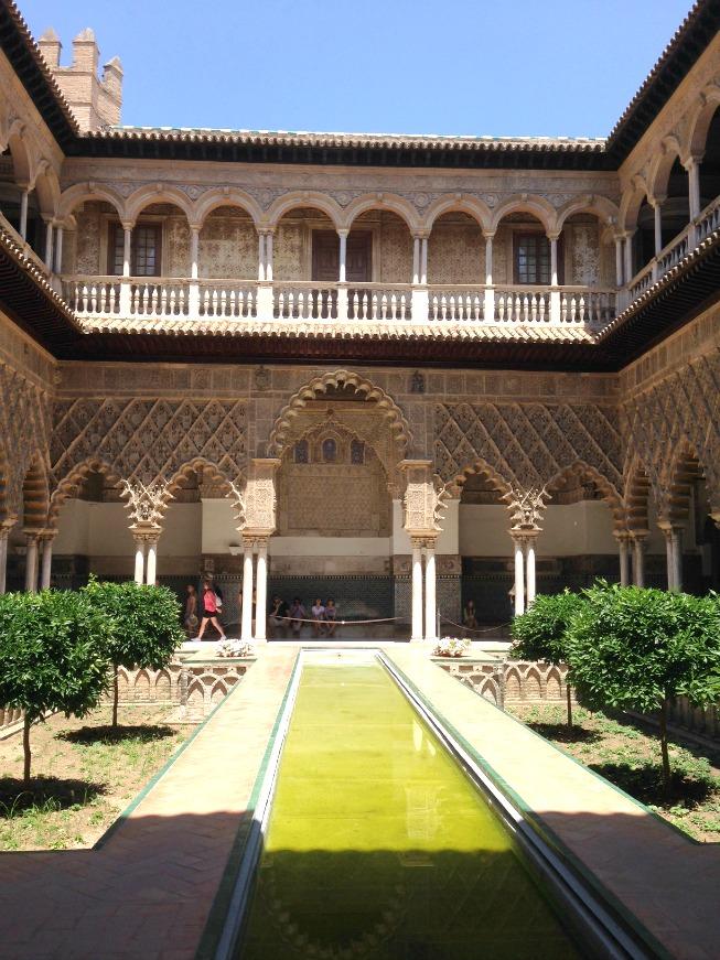 Real Alcázar de Sevilha - Linda!