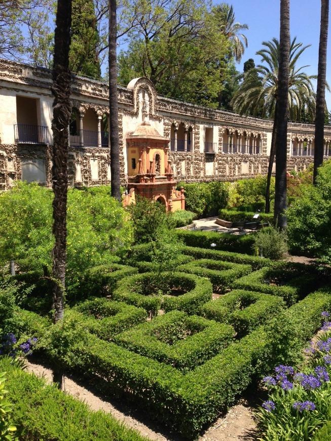 Jardim incrível