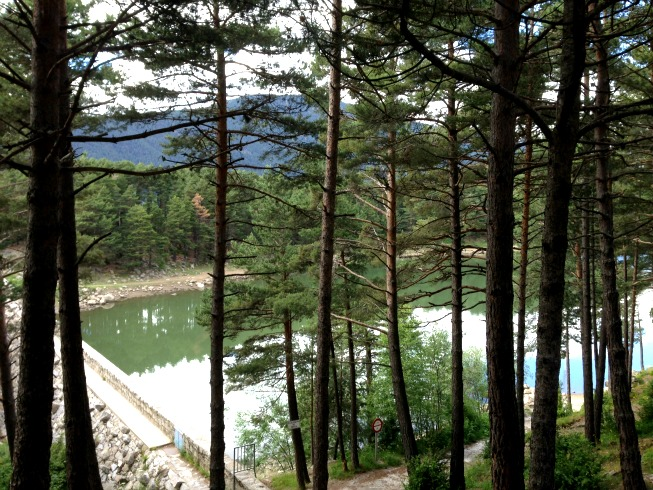 Andorra o que fazer em Andorra La Vella - Lago Engolasters