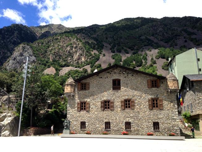 Andorra o que fazer em Andorra La Vella - Casa de la Vall