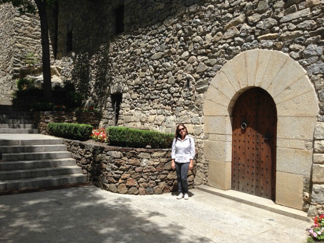 Andorra o que fazer em Andorra La Vella - Eu na Casa de la Vall