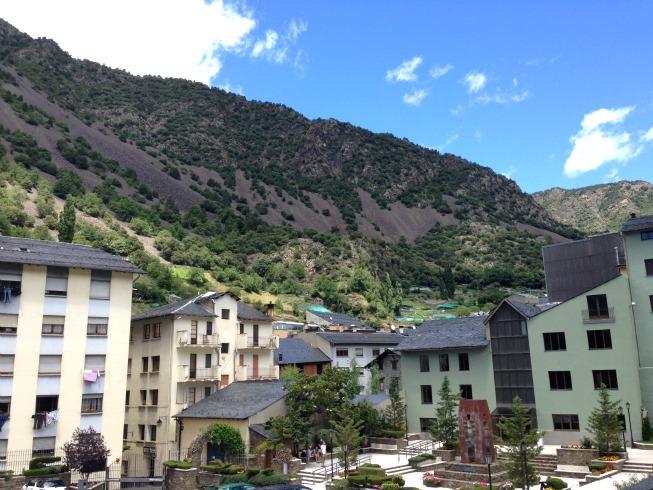 Andorra o que fazer em Andorra La Vella - Cidade e Montanha