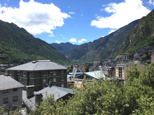 Andorra o que fazer em Andorra La Vella - Visual de Andorra