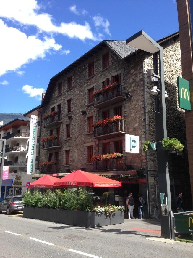 Andorra o que fazer em Andorra La Vella - Avenida Max