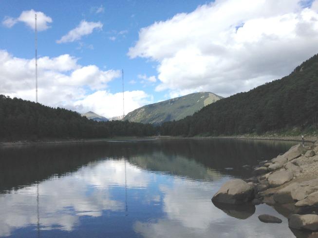 Lago Engolasters - Andorra