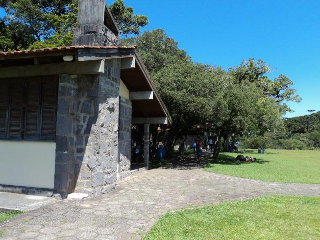 Sede do Parque Nacional de Aparados da Serra