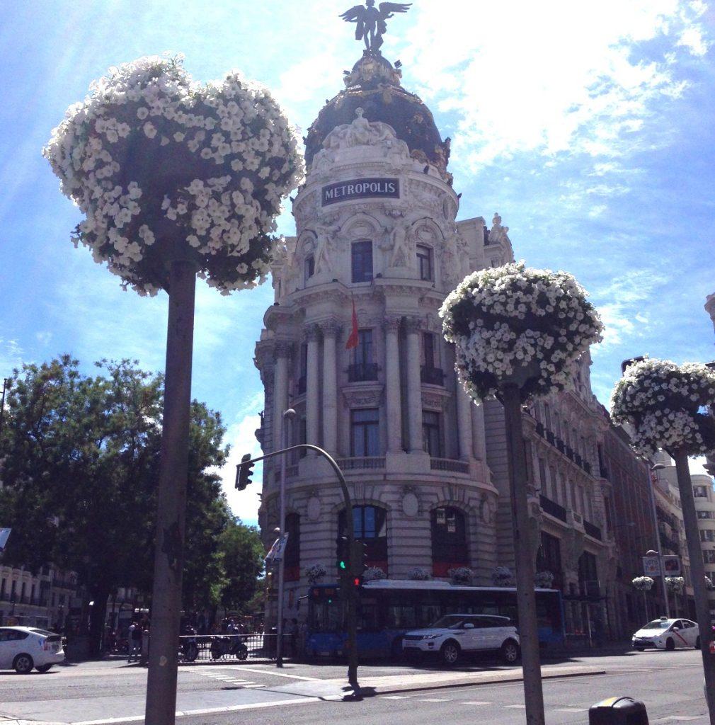 Edifício Metropolis, Gran Vía, Madrid