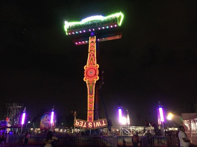 É um parque de diversões? Melhor que isso! É o EDC!