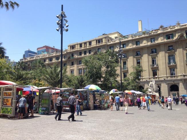 Santiago em 2 dias - Dia 2: Plaza de Armas