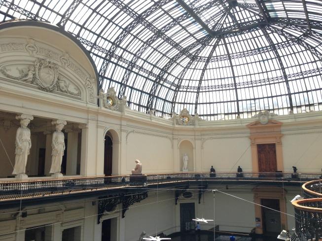 Santiago em 2 dias - Dia 1: Museo de Bellas Artes