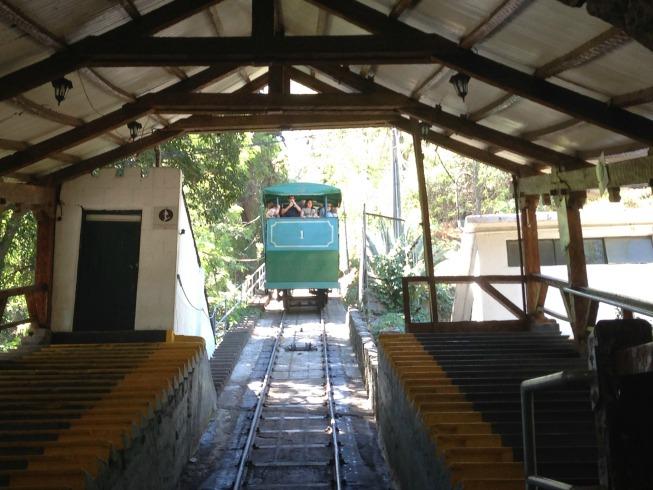 Santiago em 2 dias - Dia 2: Funicular para o Cerro San Cristóbal