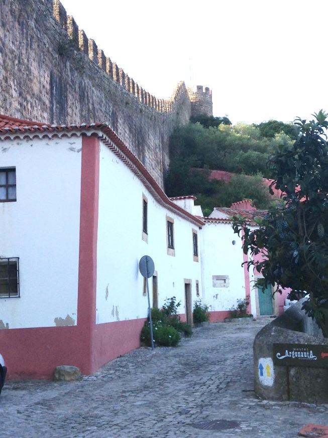 Vila de Óbidos e sua muralha