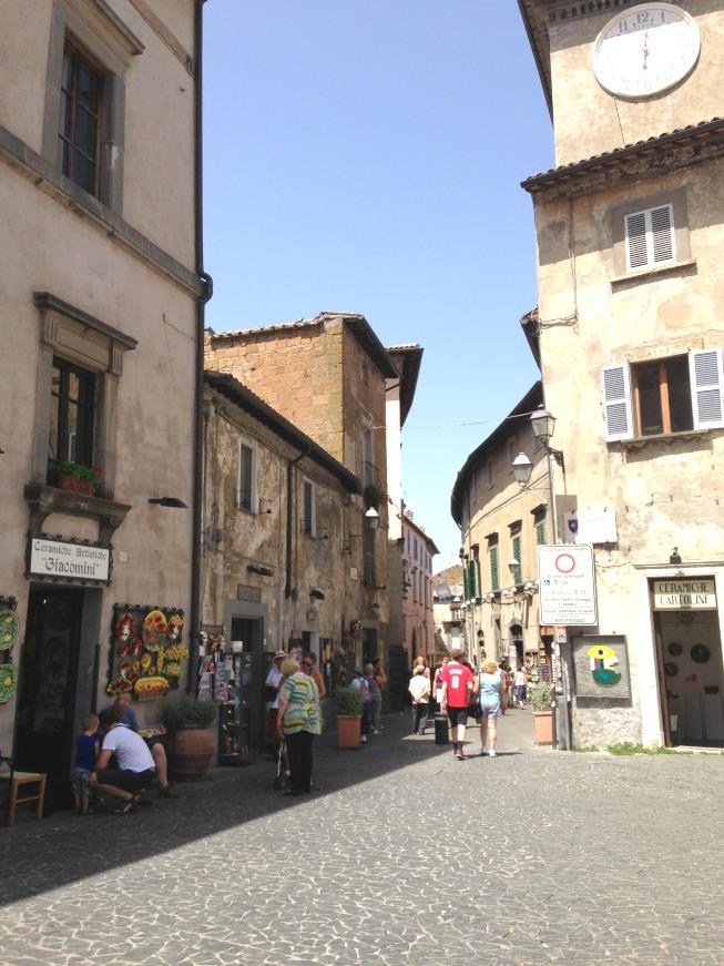 Orvieto, Úmbria