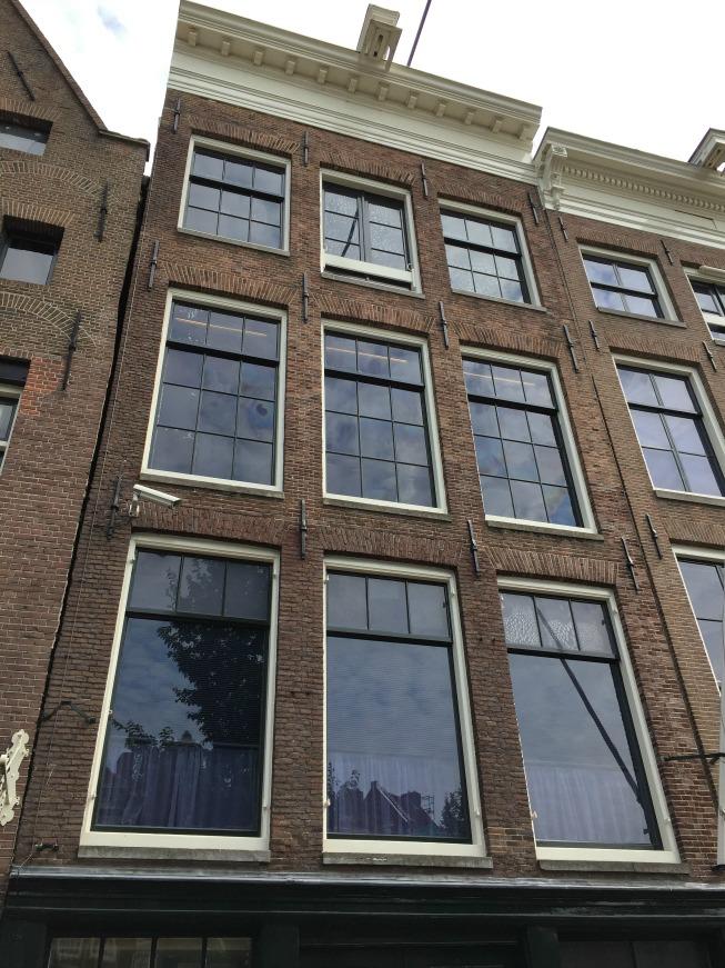Esta é a Casa de Anne Frank