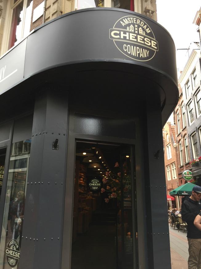 Entrada da Amsterdam Cheese Amsterdam