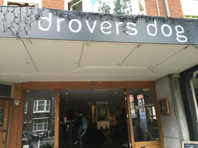 Onde comer em Amsterdam? Dica 3: Drovers Dog